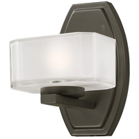 Cabro 1 Light 6 inch Painted Bronze Vanity Wall Light