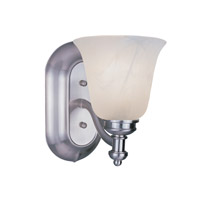 Z-Lite Hollywood 1 Light Vanity in Brushed Nickel 301-1V-BN