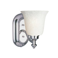 Z-Lite Hollywood 1 Light Vanity in Chrome 301-1V-CH-WM6