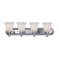 Z-Lite Hollywood 4 Light Vanity in Brushed Nickel 301-4V-BN