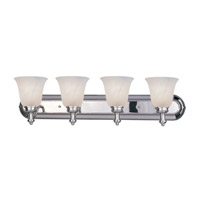Z-Lite Hollywood 4 Light Vanity in Chrome 301-4V-CH