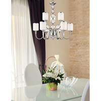 Z-Lite 308-9-BN Cosmopolitan 9 Light 31 inch Brushed Nickel Chandelier Ceiling Light alternative photo thumbnail