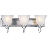 Lexington 3 Light 24 inch Brushed Nickel Vanity Light Wall Light