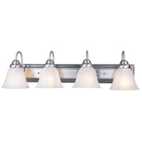 Lexington 4 Light 30 inch Brushed Nickel Vanity Wall Light