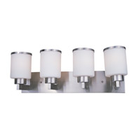 Z-Lite Cosmopolitan 4 Light Vanity in Brushed Nickel 312-4V-BN