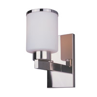 Z-Lite Cosmopolitan 1 Light Wall Sconce in Chrome 313-1S-CH