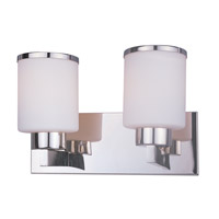 Z-Lite Cosmopolitan 2 Light Vanity in Chrome 313-2V-CH
