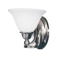 Z-Lite Carlisle 1 Light Wall Sconce in Brushed Nickel 316-1S