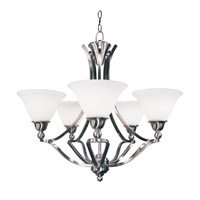 Z-Lite Carlisle 5 Light Chandelier in Brushed Nickel 316-5