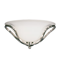 Z-Lite Carlisle 2 Light Flush Mount in Brushed Nickel 316F-2