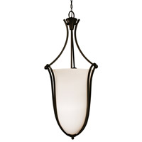Z-Lite Carlisle 6 Light Foyer Pendant in Bronze 318P-43 photo thumbnail