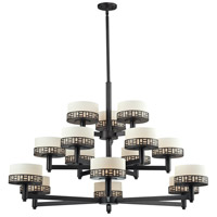Elea 15 Light 49 inch Bronze Chandelier Ceiling Light