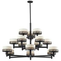 Z-Lite 329-15-BRZ Elea 15 Light 49 inch Bronze Chandelier Ceiling Light