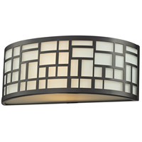 Z-Lite Elea 1 Light Wall Sconce in Bronze 329-1S-BRZ