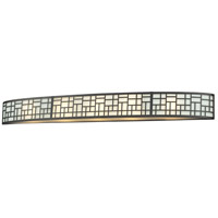 Elea 5 Light 44 inch Bronze Vanity Light Wall Light