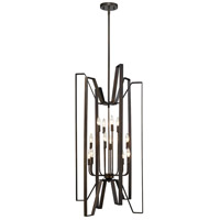 Z-Lite 4000-12BRZ Marsala 12 Light 22 inch Bronze Pendant Ceiling Light
