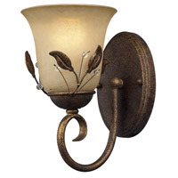 Z-Lite Coventry 1 Light Wall Sconce in Antique Gold 403-1S photo thumbnail