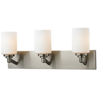 Montego 3 Light 23 inch Brushed Nickel Vanity Wall Light