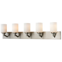 Z-Lite Montego 5 Light Vanity in Brushed Nickel 410-5V