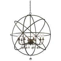 Z-Lite 416-36 Acadia 10 Light 36 inch Golden Bronze Pendant Ceiling Light