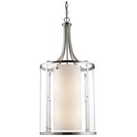 Z-Lite 426-12-BN Willow 12 Light 18 inch Brushed Nickel Pendant Ceiling Light