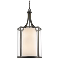 Z-Lite 426-8-OB Willow 8 Light 16 inch Olde Bronze Pendant Ceiling Light