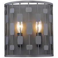 Z-Lite Steel Almet Wall Sconces
