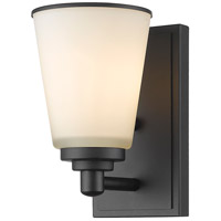 Z-Lite Jarra 1 Light Wall Sconce in Bronze 432-1S-BRZ