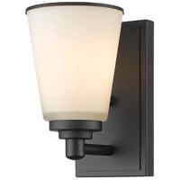 Z-Lite 432-1S-BRZ Jarra 1 Light 5 inch Bronze Wall Sconce Wall Light