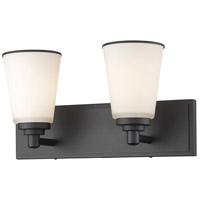 Z-Lite Bronze Jarra Bathroom Vanity Lights