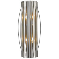 Moundou 4 Light 10 inch Brushed Nickel Wall Sconce Wall Light