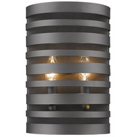 Z-Lite 441-2S-BRZ Memphis 2 Light 8 inch Bronze Wall Sconce Wall Light