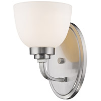 Ashton 1 Light 6 inch Brushed Nickel Wall Sconce Wall Light