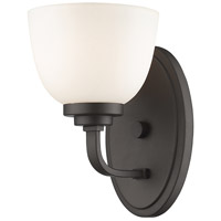 Z-Lite 443-1S-BRZ Ashton 1 Light 6 inch Bronze Wall Sconce Wall Light