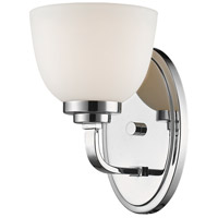 Z-Lite 443-1S-CH Ashton 1 Light 6 inch Chrome Wall Sconce Wall Light