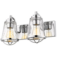 Z-Lite Steel Mariner Bathroom Vanity Lights