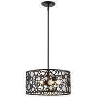 Z-Lite 450-16BRZ Ariell 5 Light 16 inch Bronze Pendant Ceiling Light in 16.00