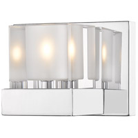 Z-Lite 467-1S-CH-LED Fallon LED 6 inch Chrome Wall Sconce Wall Light