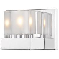 Z-Lite 467-1S-CH Fallon 1 Light 6 inch Chrome Wall Sconce Wall Light