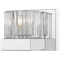 Z-Lite 468-1S-CH-LED Fallon LED 6 inch Chrome Wall Sconce Wall Light