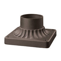 Z-Lite Signature Outdoor Pier Mounting in Antique Bronze 507PM-ABR