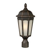 Z-Lite Newport 1 Light Outdoor Wall Light in Antique Bronze 508PHB-ABR photo thumbnail