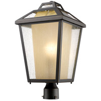 Z-Lite 532PHBR-ORB Memphis Outdoor 1 Light 19 inch Oil Rubbed Bronze Outdoor Post Mount Fixture