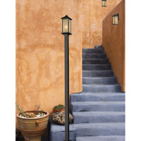 Z-Lite 547B-BK Vienna 1 Light 22 inch Black Outdoor Wall Sconce alternative photo thumbnail