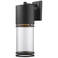 Z-Lite 553B-ORBZ-LED Luminata LED 18 inch Oil Rubbed Bronze Outdoor Wall Sconce