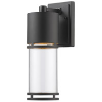 Z-Lite 553M-ORBZ-LED Luminata LED 14 inch Oil Rubbed Bronze Outdoor Wall Sconce