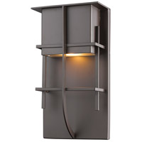 Z-Lite 558B-DBZ-LED Stillwater LED 19 inch Deep Bronze Outdoor Wall Sconce in Depp Bronze