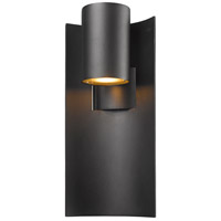 Amador LED 19 inch Black Outdoor Wall Sconce