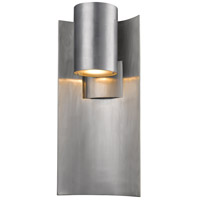 Amador LED 19 inch Silver Outdoor Wall Sconce