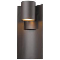 Z-Lite 559M-DBZ-LED Amador LED 15 inch Deep Bronze Outdoor Wall Sconce in Depp Bronze